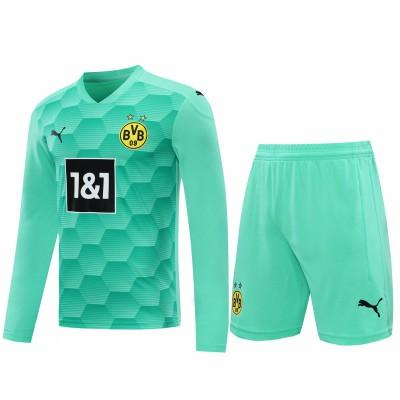 Borussia Dortmund 2020-21 Yeşil KALECİ FORMASI SET