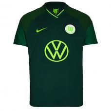 Wolfsburg 21/22 Deplasman Forması