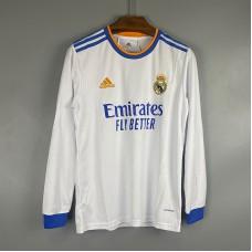 Real Madrid 21/22 Uzun Kollu İç Saha Forması