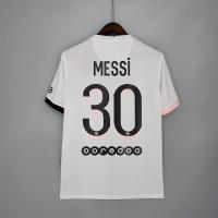 Messi PSG 21/22 Deplasman Forması
