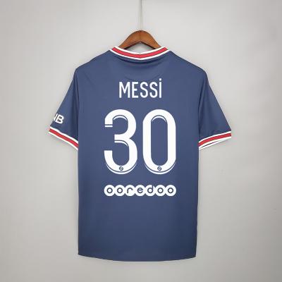 Messi PSG 21/22 İç Saha Forması