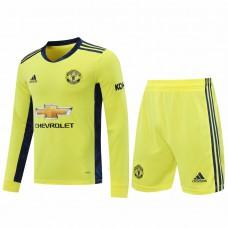 Manchester United 2020-21 KALECİ FORMASI SET