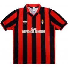 AC MİLAN 1990-1991 İÇ SAHA FORMASI