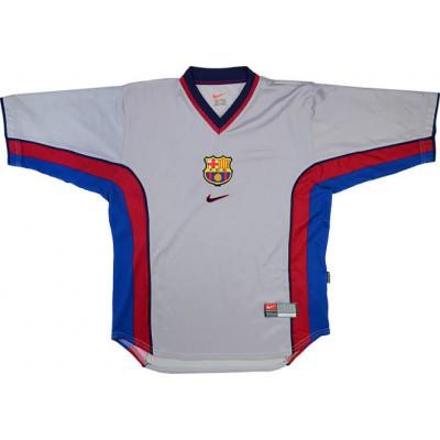 BARCELONA 1998-01 DEPLASMAN  RETRO FORMASI