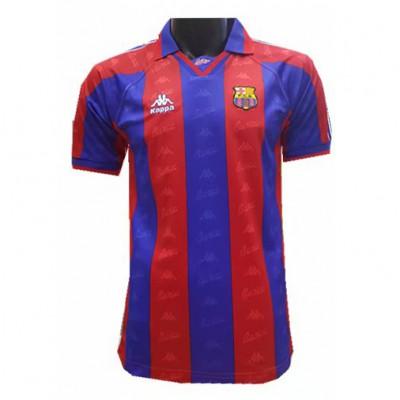 Barcelona 1996-1997 Retro İç Saha Forması