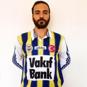 Fenerbahçe Retro Forma